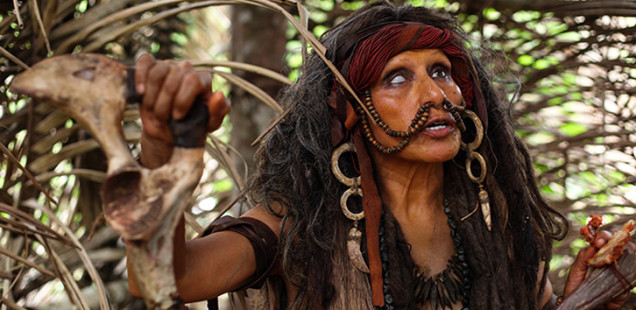31 Days of Nightmares -- The Green Inferno