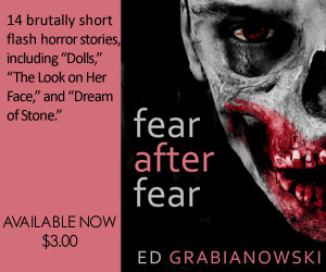 Fear After Fear ad